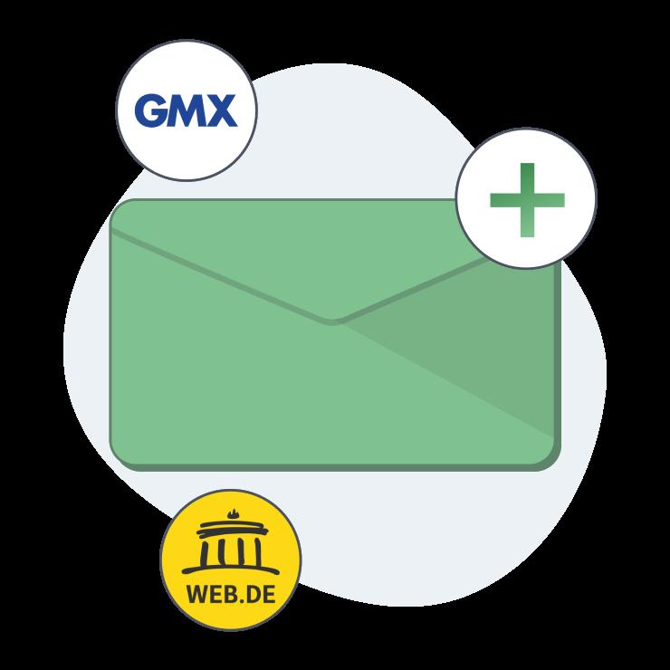 E-Mails anbinden