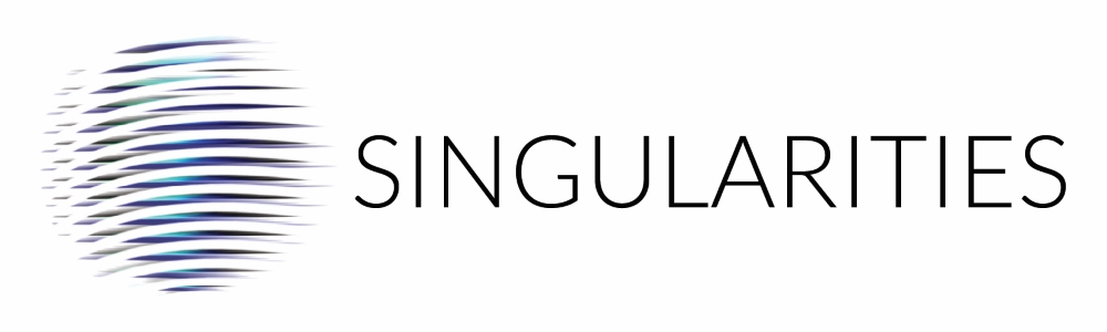 singularities logo and brand name