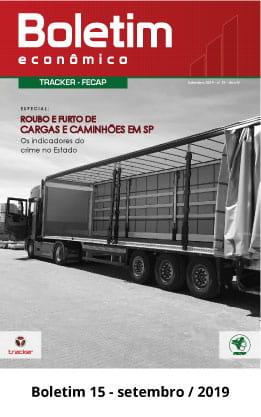 Boletim Tracker-FECAP: 15ª Edição