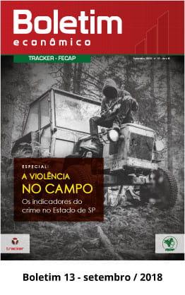 Boletim Tracker-FECAP: 13ª Edição
