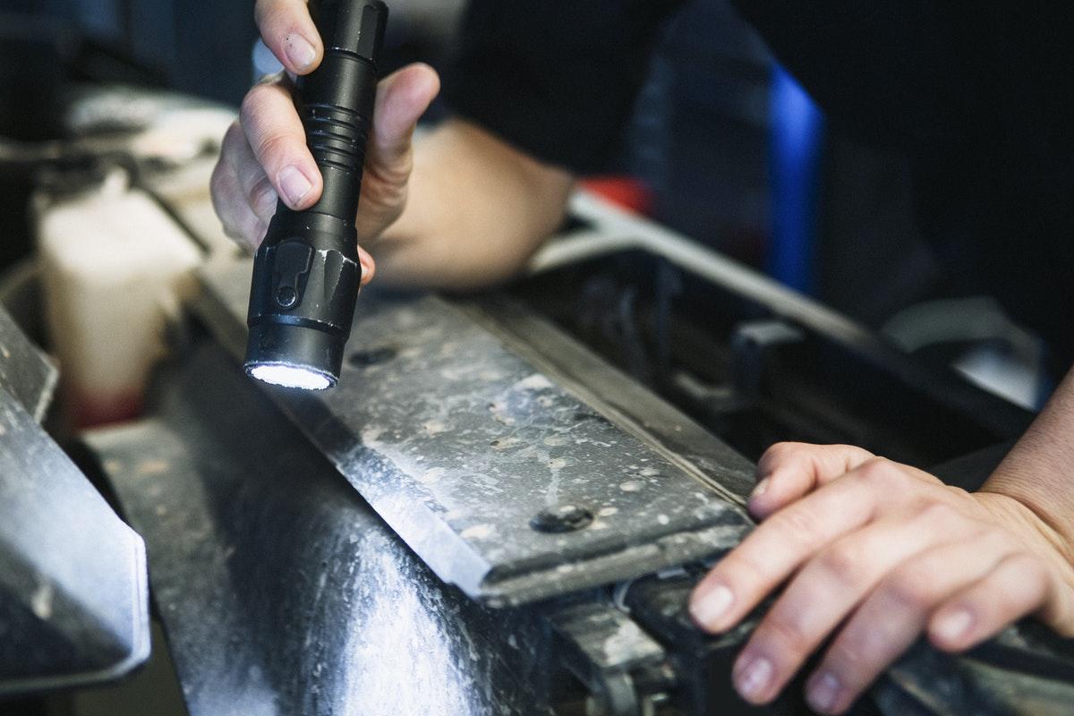 Checklist de manutenção preventiva de caminhões