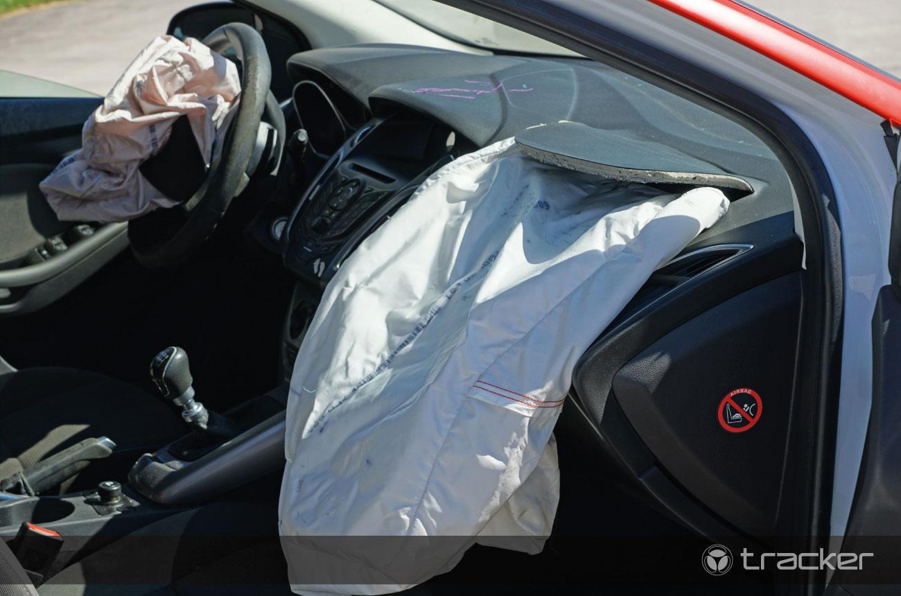airbag-estourado