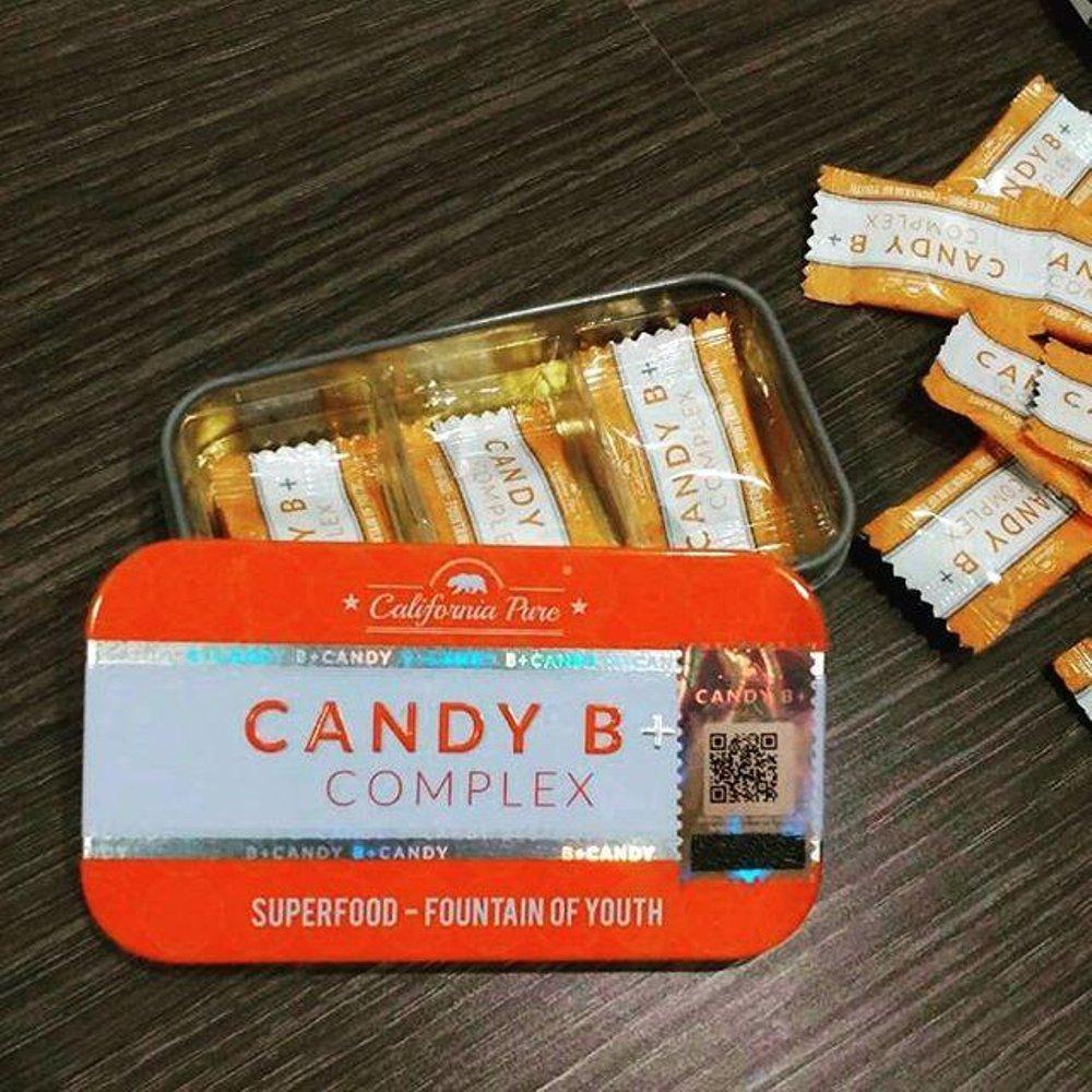 Candy B+ Complex Asli Original - Inilah Ciri Ciri Candy B Plus Asli Dan Palsu 2020