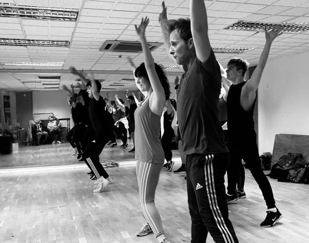 West End Prep Dance Class