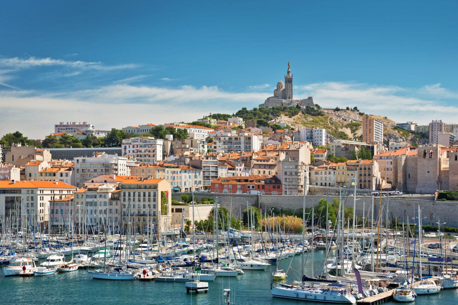 Week-end à Marseille
