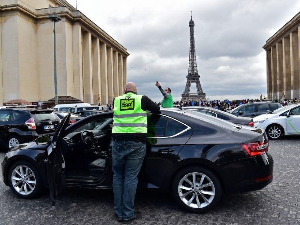 Quelques jours pour visiter Paris en taxi !