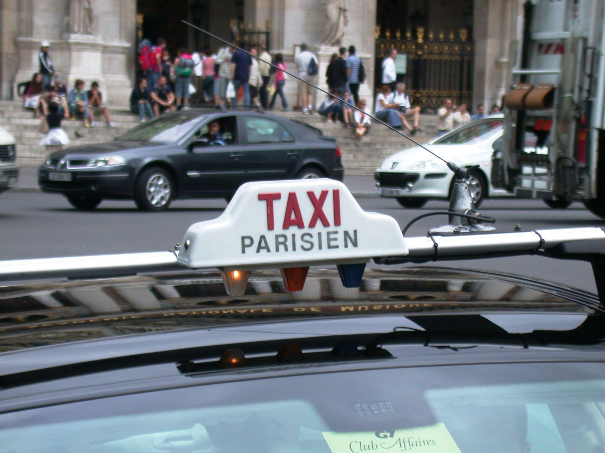 Visite en taxi dans le 14e arrondissement de Paris