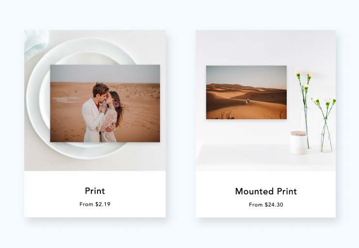 If you're a photographer and you're not selling prints online, you're missing out on a huge component of a thriving photography business. From generating more cash to providing more value to customers, prints are an incredible way to take your brand to the next level.