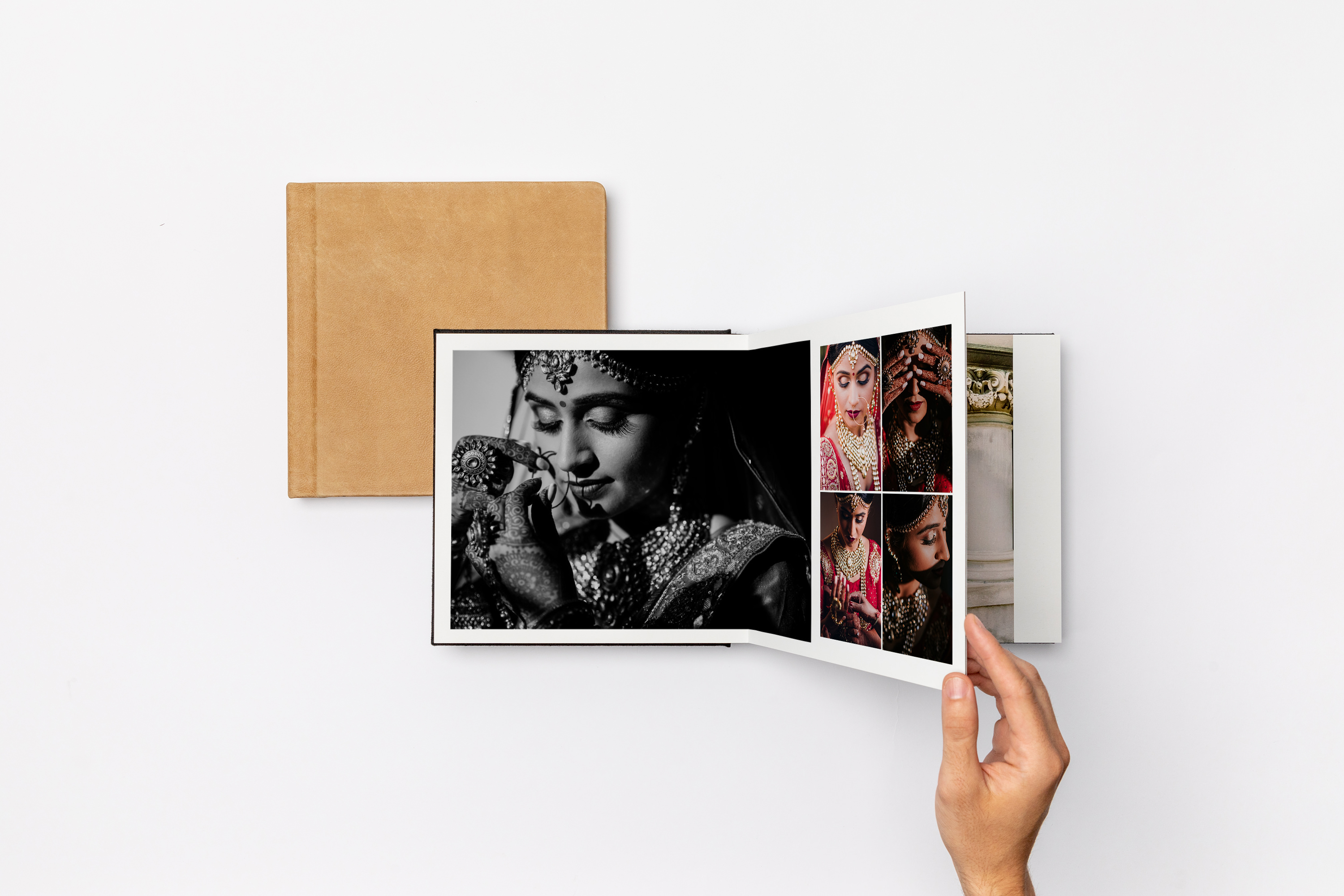 Creating and selling albums through CloudSpot is an easy, intuitive experience that all photographers can offer to their clients!