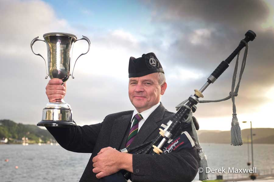 The Argyllshire Gathering Piping Competition