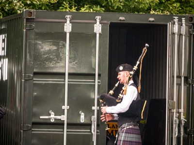 Argyllshire Gathering Piping Competition