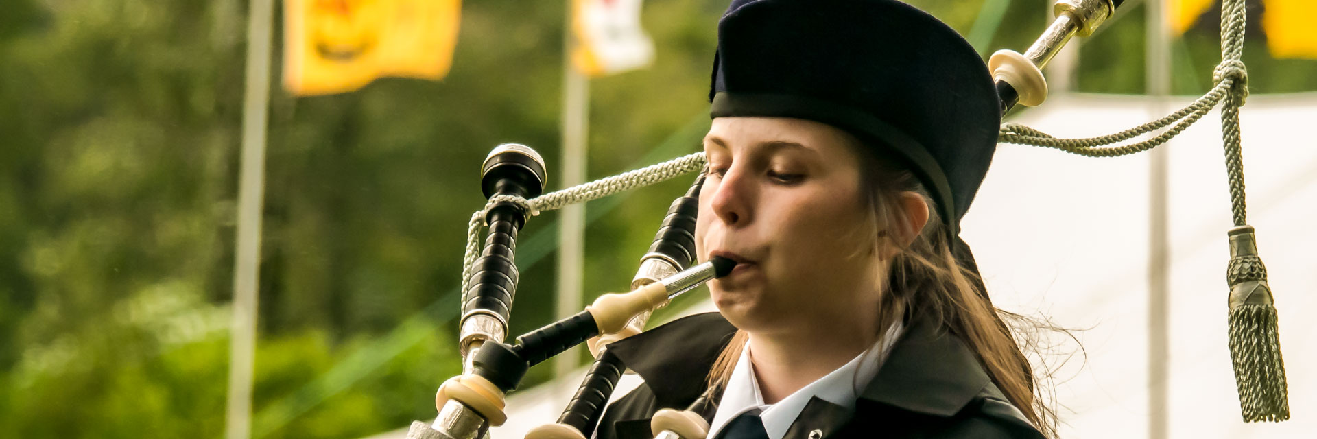 About the Argyllshire Gathering Piping Competition