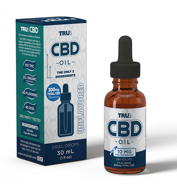 CBD Oil 300mg