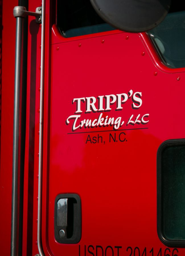 Tripps construction in southeast nc