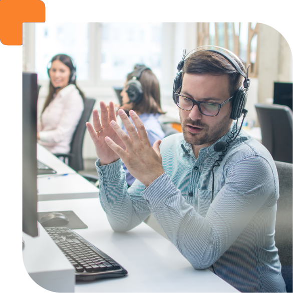 Take the frustration out of customer service calls