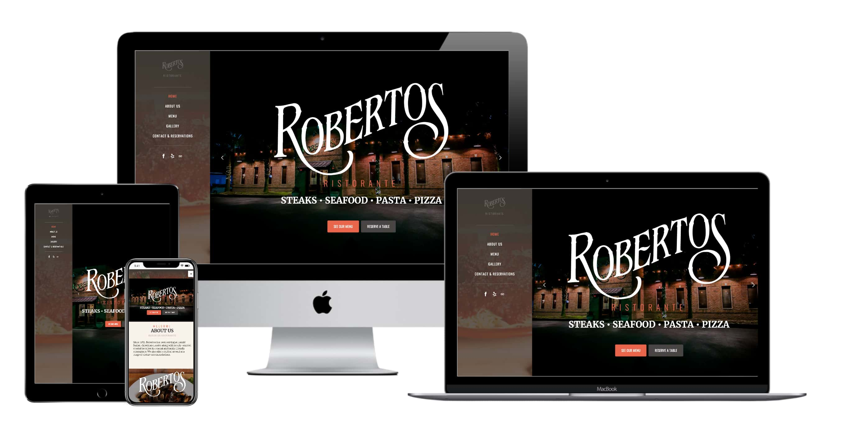 Vivid Digital Media Designs responsive websites