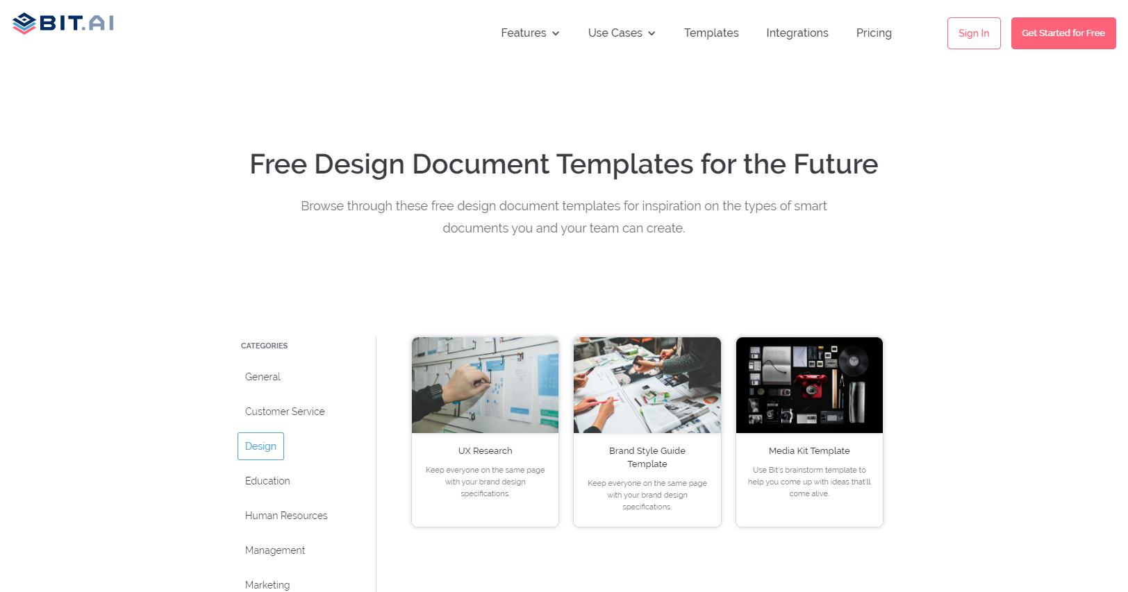 Design Templates Bit Ai