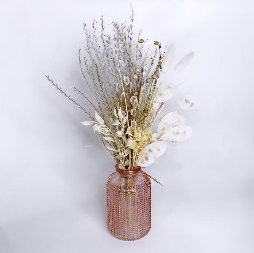 Petite Nude Dried Flower Bouquet