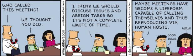 Dilbert Siri