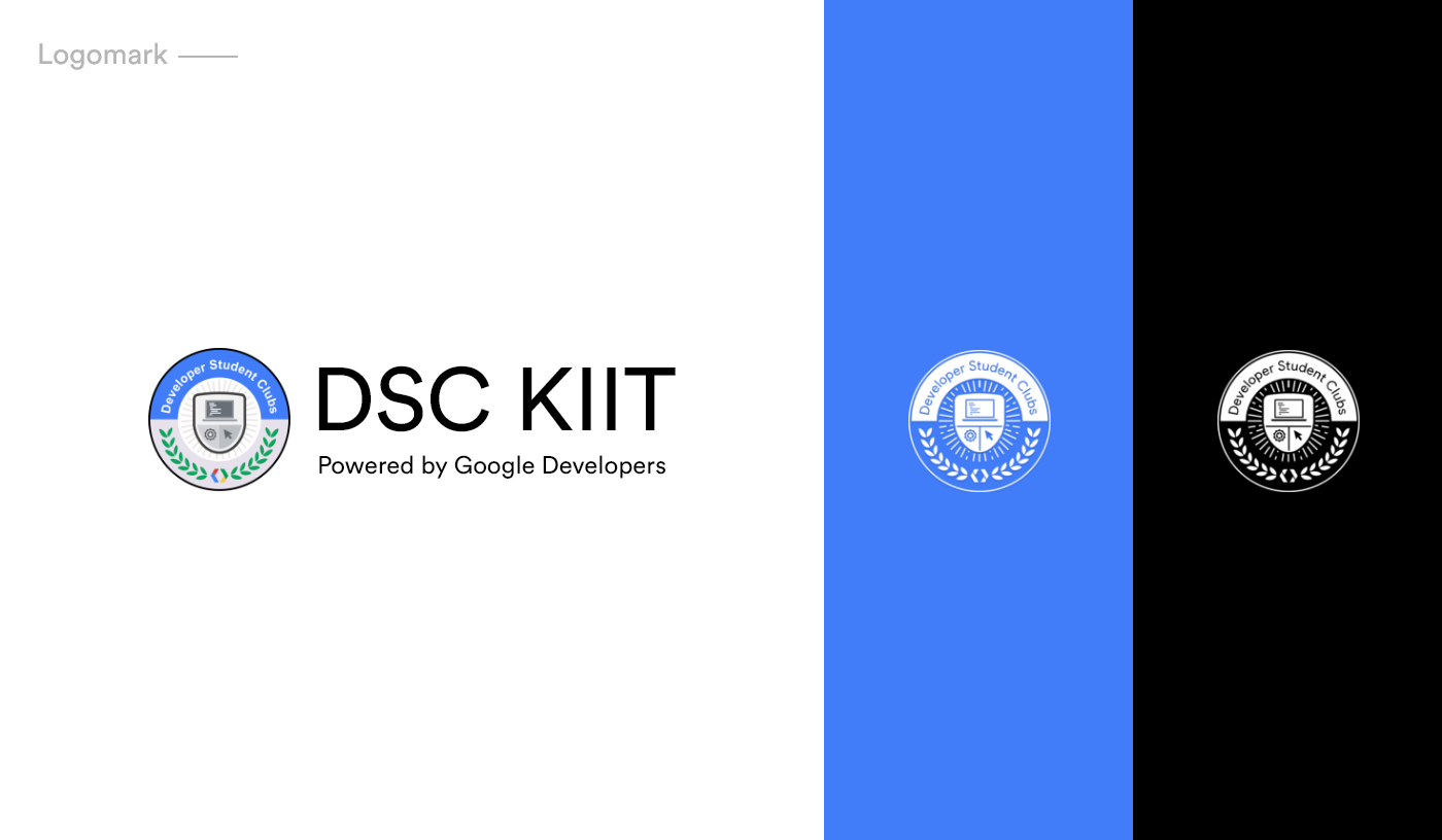 DSC Brand logomark