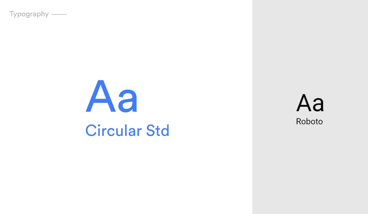 DSC Brand typography