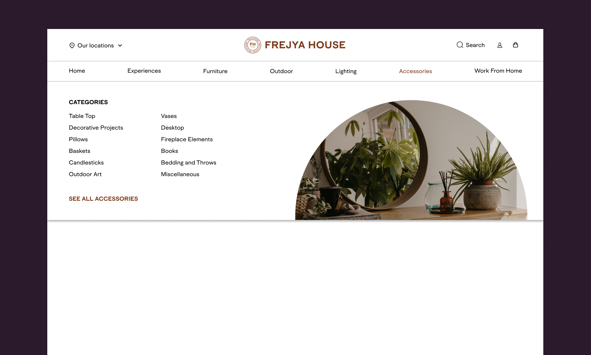 Frejya House - Rohan Pal