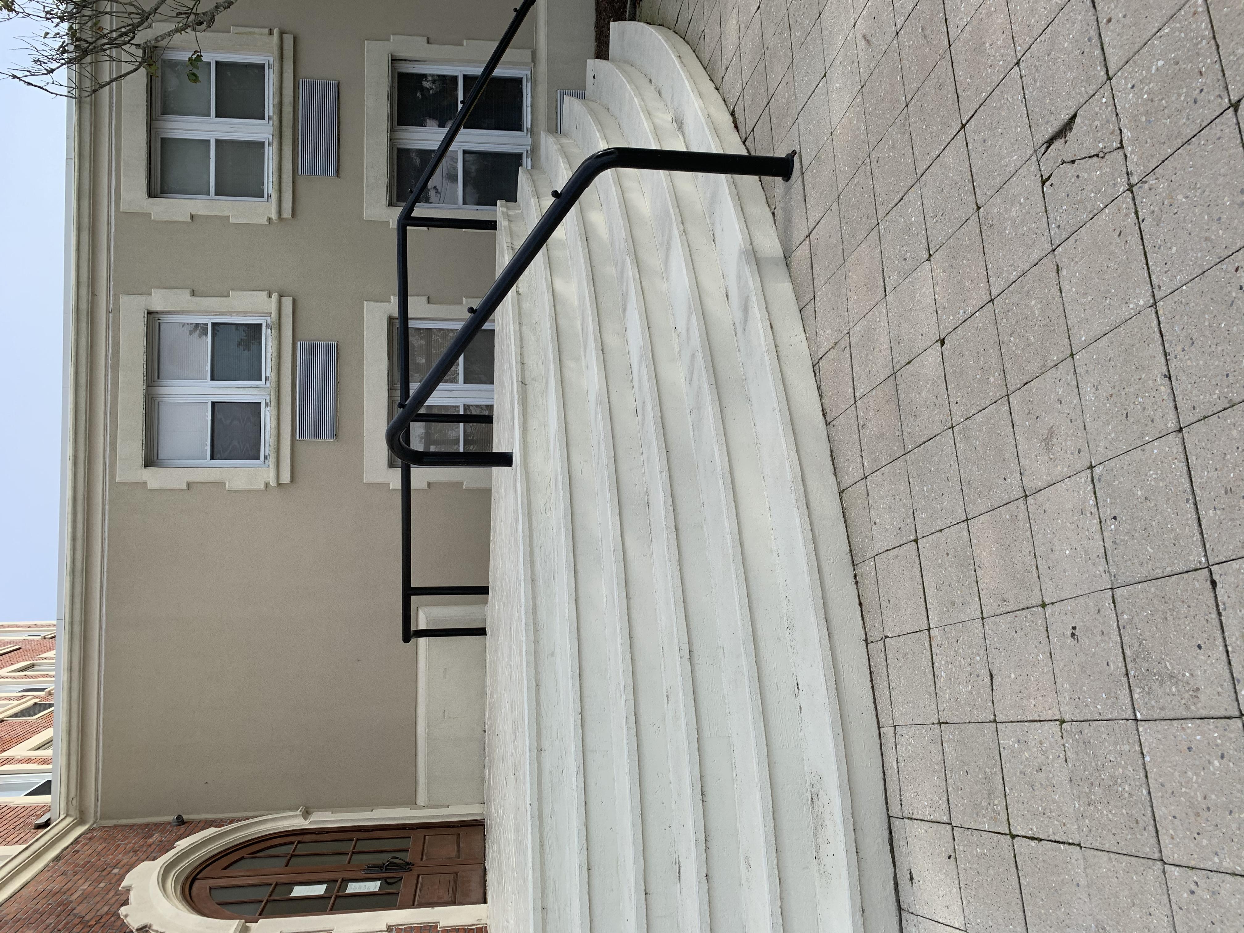 Montauk hotel 6 stair