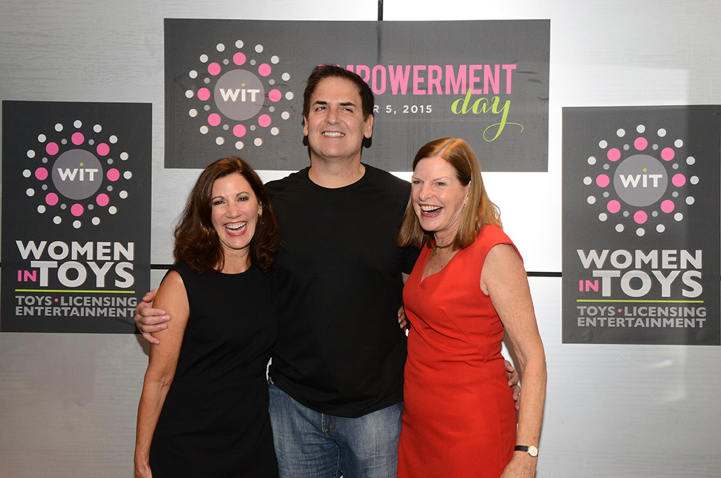 WIT Empowerment Day Mark Cuban