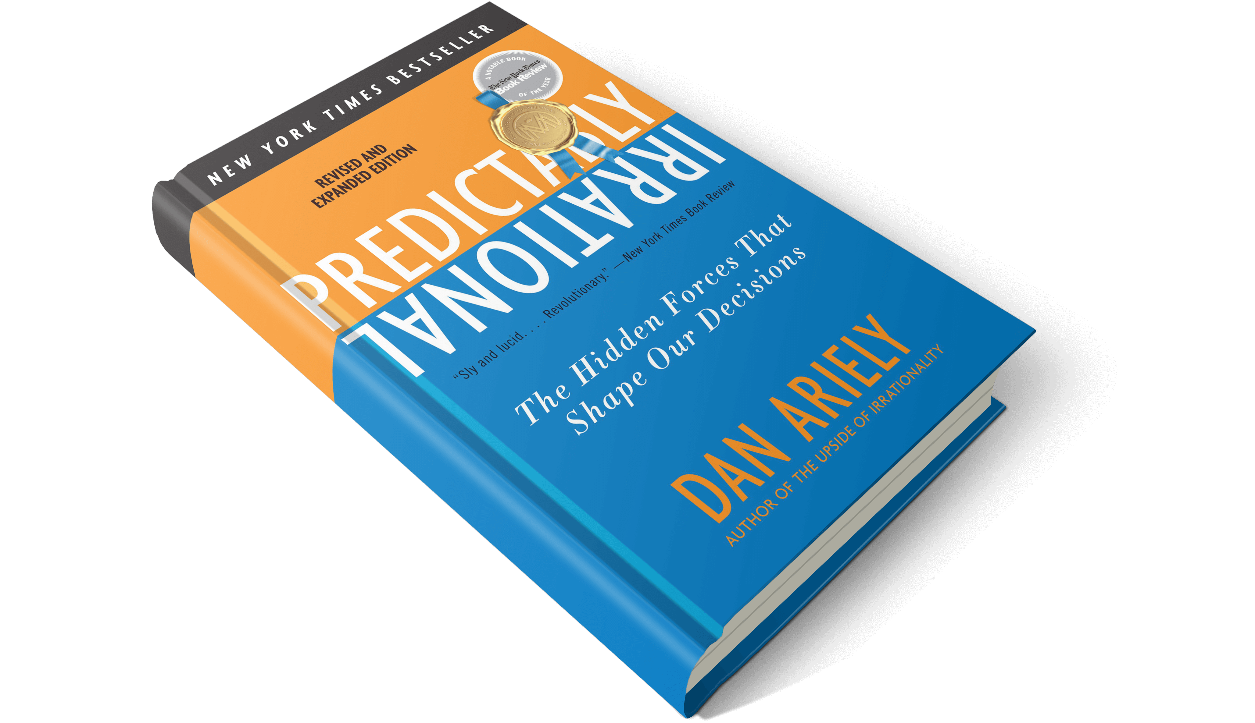 Predictably Irrational: Dan Ariely's insights into marketing & sales