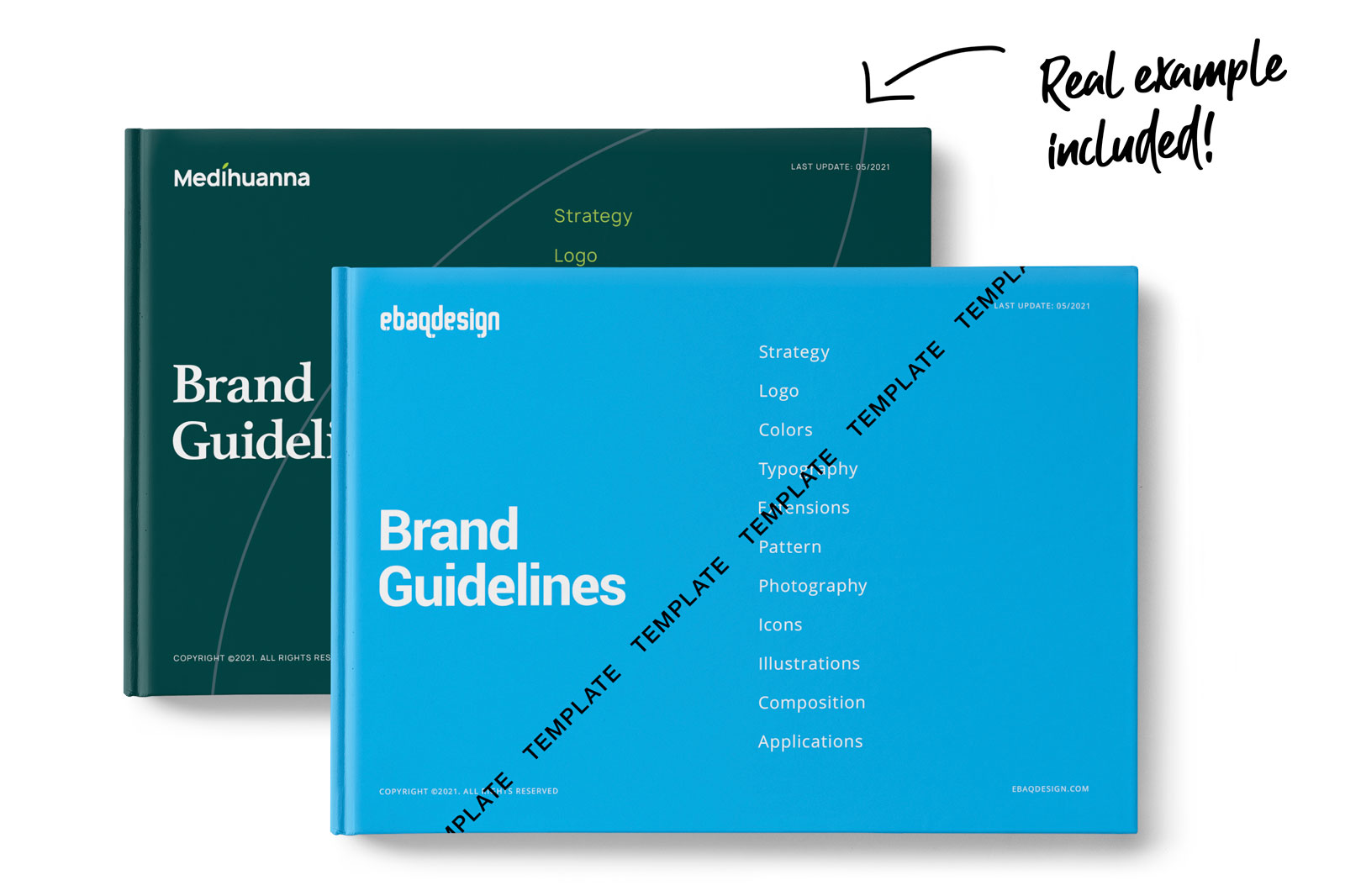 The Brands Guidelines Kit — The Easiest Way To Create Brand Guidelines