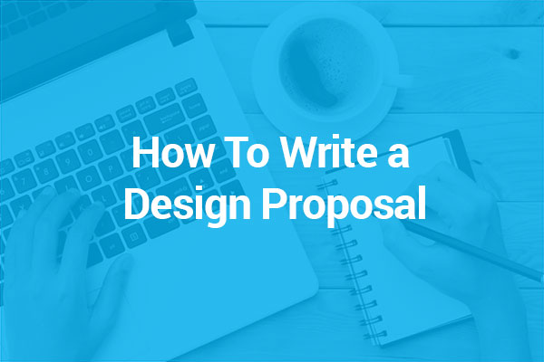 How To Write A Design Proposal Guide Template Pdf