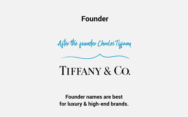 Founder name