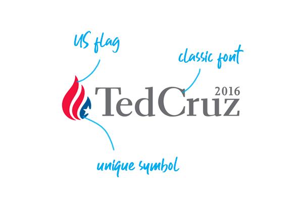 Ted Cruz campaign logo 2016