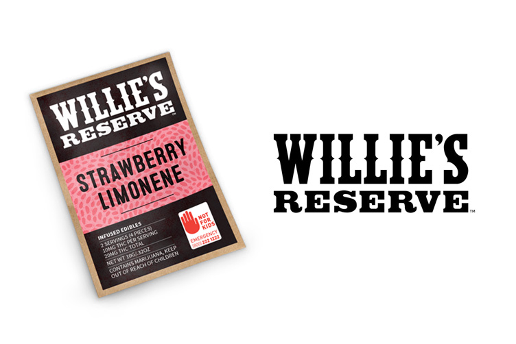 Willie's Reserve - marijuana logos
