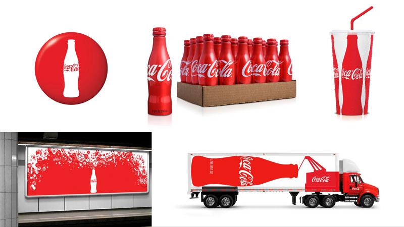 Coca-Cola Brand Identity System