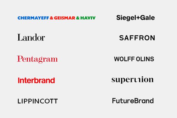 top 10 graphic design & branding agencies