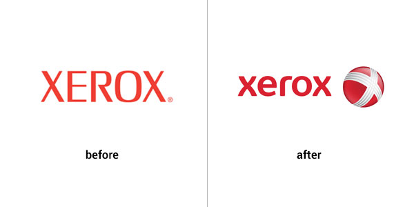 Xerox logo design gone wrong