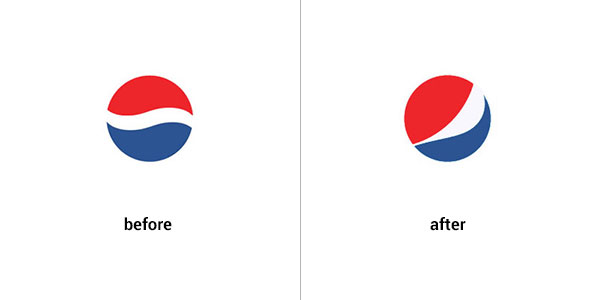 Pepsi logo design gone wrong