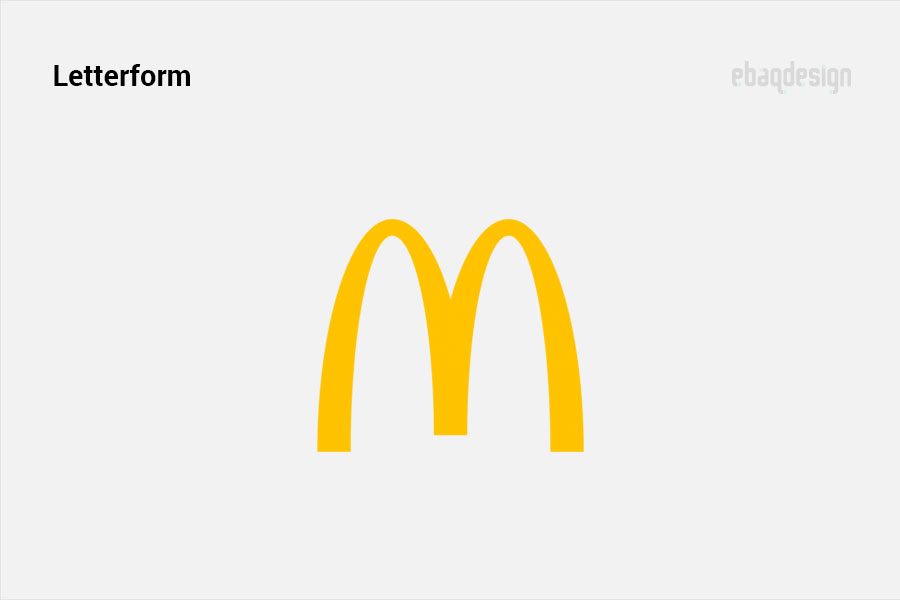 Pictorial mark example - McDonald's