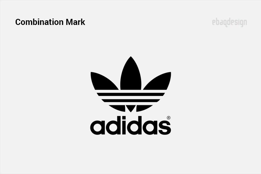Combination mark