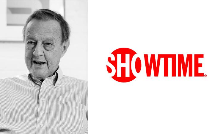 Ivan Chermayeff, Showtime logo