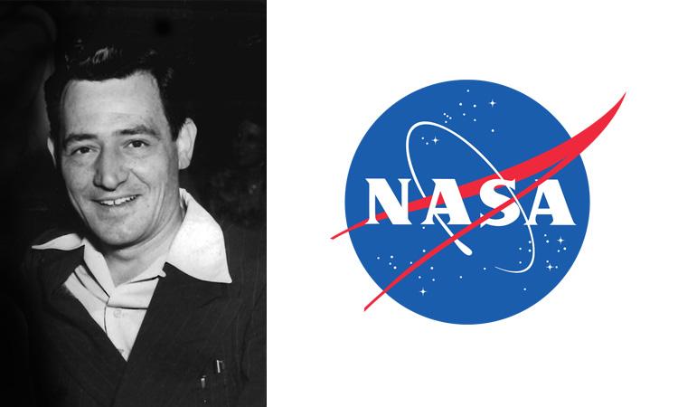 James Modarelli, NASA logo
