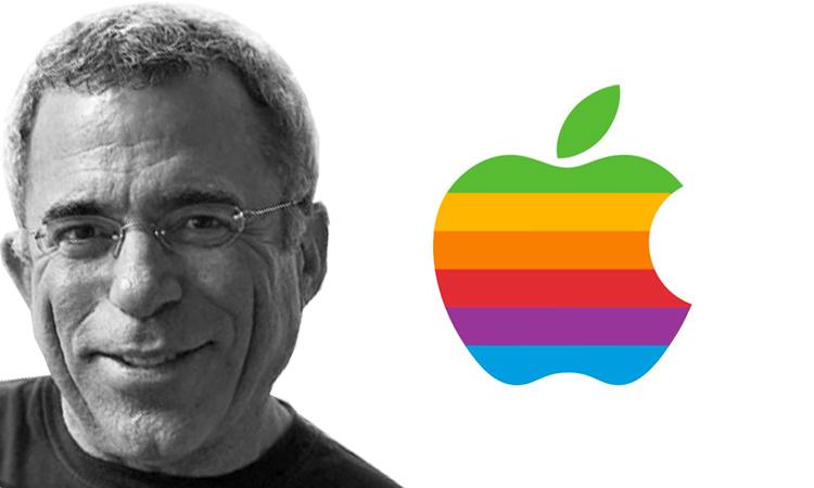 Rob Janoff, Apple logo