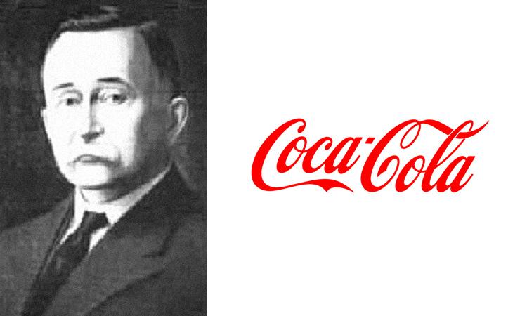 Frank Mason, Coca-Cola logo