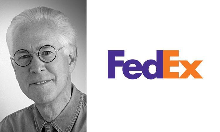 Lindon Leader, FedEx logo