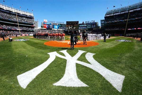 Yankee logo history