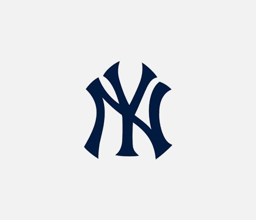 Yankee logo - print, stadium