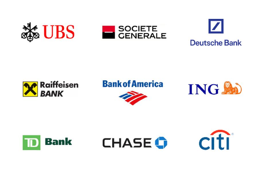 Top 10 Bank Logos Explained Bank Branding