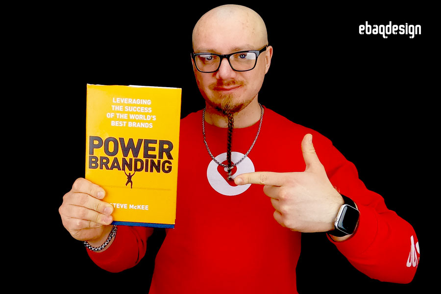 """Power Branding: Leveraging the Success of the World's Best Brands"" by Steve McKee"