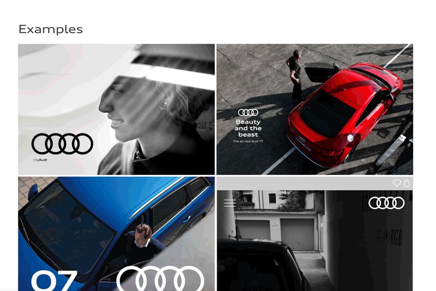 Audi Brand Guideline